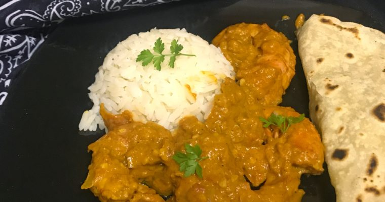 Healthy Prawn Curry by Life's a Treat